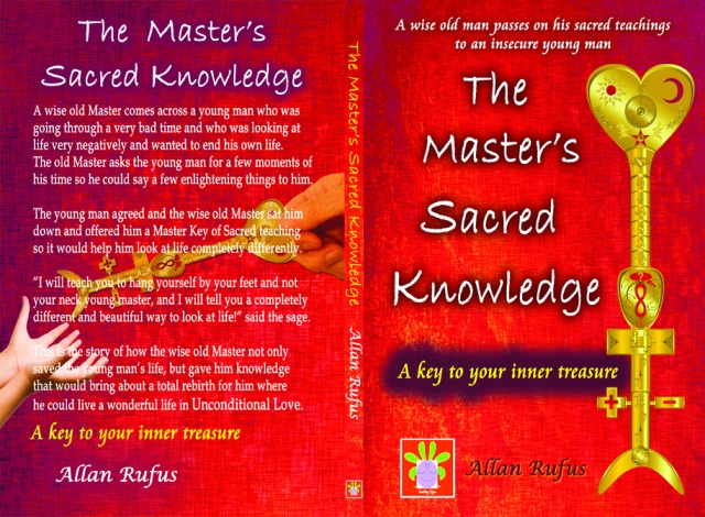 Book Cover - The Master's Sacred Knowledge